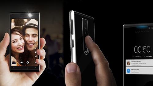 "smartphone dau tien tren the gioi co camera ""nhin xuyen man dem"" - 3"