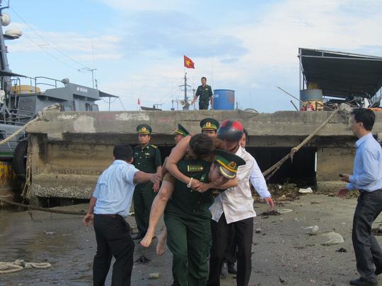 chim tau song han: bat giam thuyen truong tau thao van 2 - 1