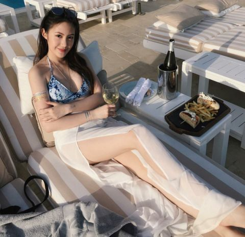 can canh nhan sac hot girl goc viet so 1 tai lao - 11