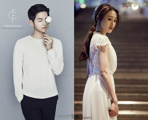 "trinh sang bi nem da vi sap thanh ""tinh moi"" cua song joong ki - 1"