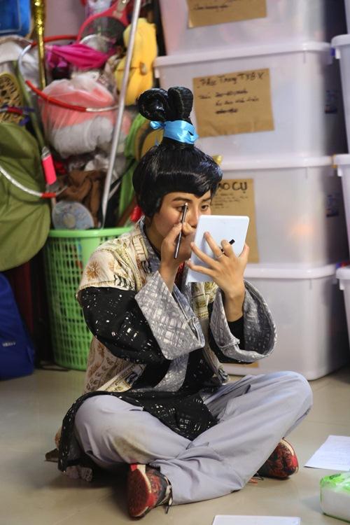 tien dat cao rau gia gai sieu hai, huong giang lam nhan tuong xinh dep - 15