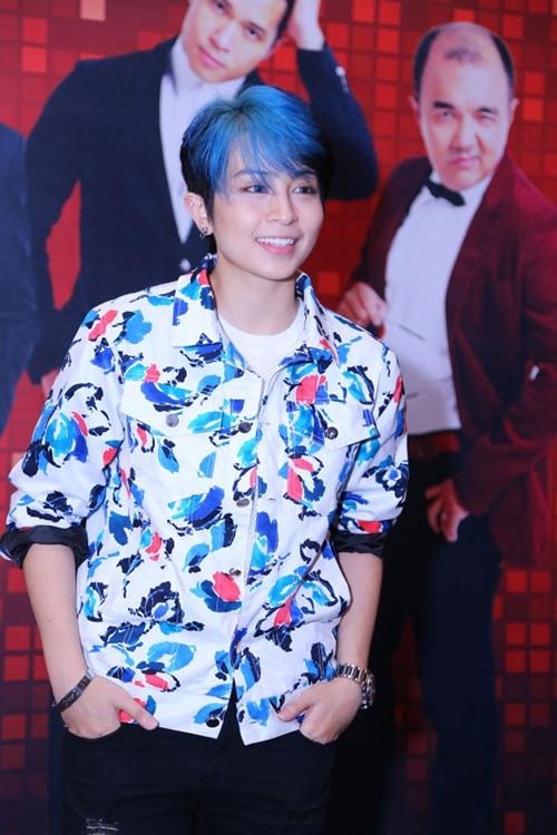 gil le toc xanh noi bat gay chu y ben canh huong giang idol - 2