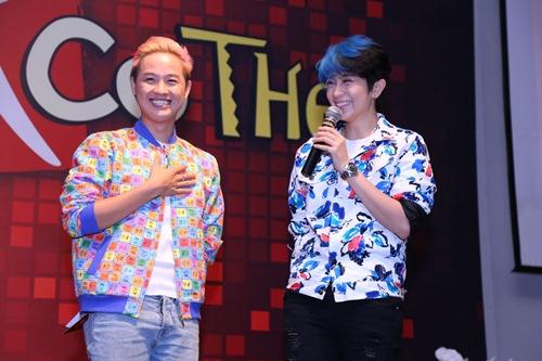 gil le toc xanh noi bat gay chu y ben canh huong giang idol - 14