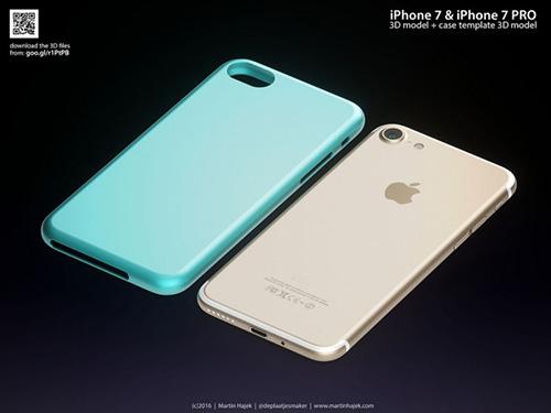 """iphone 7 lo anh dung """"nong bong tay"""" - 2"""