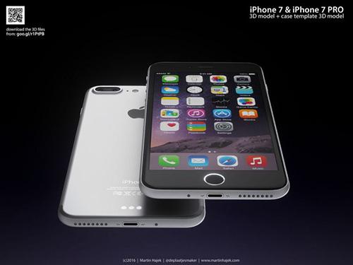 """iphone 7 lo anh dung """"nong bong tay"""" - 5"""