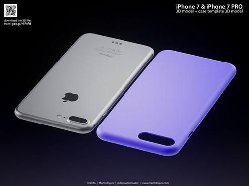 """iphone 7 lo anh dung """"nong bong tay"""" - 7"""