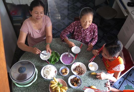 an kieng, an chay cung phai dung cach - 1