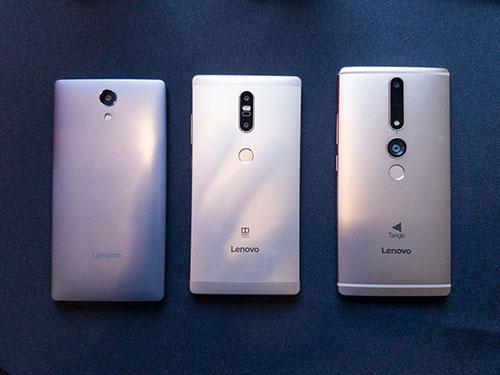 "smartphone google tango dau tien tren the gioi la ""quai vat"" den tu lenovo - 2"
