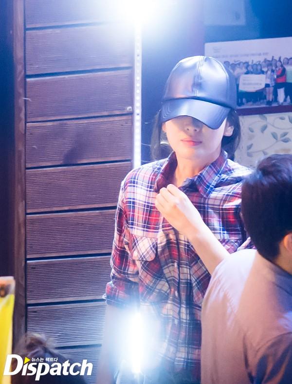 """bo roi"" song hye kyo, song joong ki quan quyt ben yoo ah in - 2"