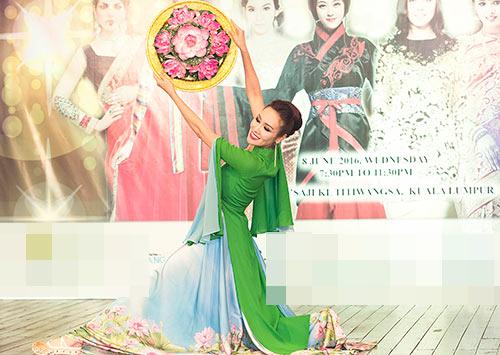 nguoi dep viet doat giai hh anh mrs asia international 2016 - 3