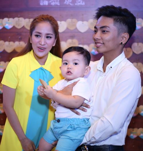 "phuong vy idol tai xuat ""tron tria"" sau 1 thang ruoi sinh con - 7"