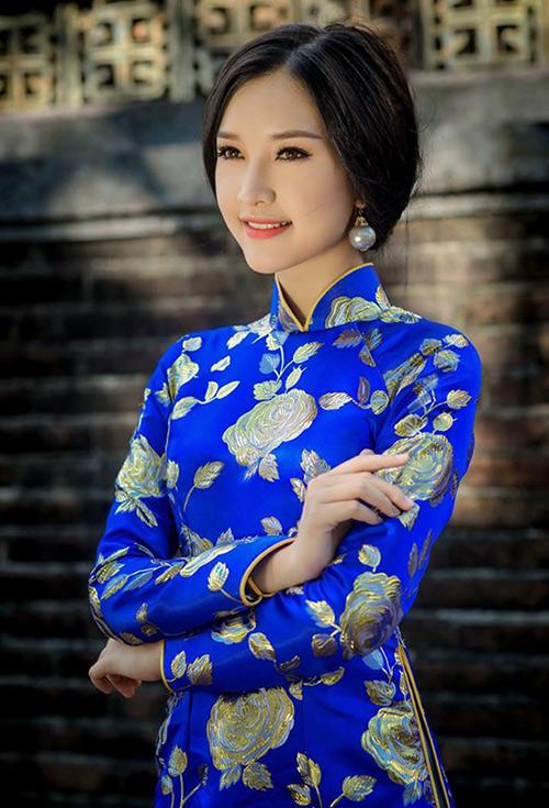 """can canh nhan sac thi sinh dang gay """"bao mang"""" tai hhvn 2016 - 5"""
