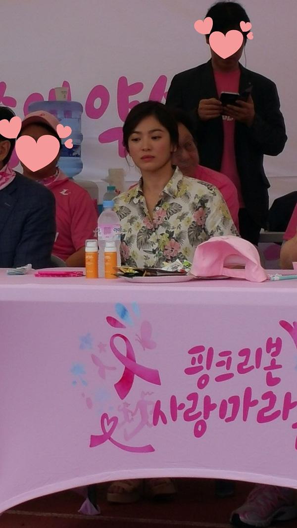 "song hye kyo tre trung nhu thoi ""ngoi nha hanh phuc"" - 4"