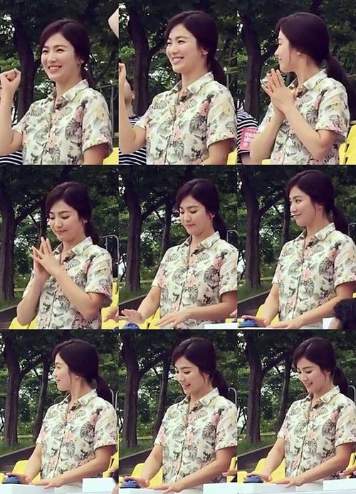 "song hye kyo tre trung nhu thoi ""ngoi nha hanh phuc"" - 5"