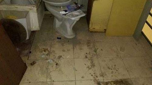 chung cu ha noi: toilet canh thang may, tang thuong thanh noi 'thac loan' - 5