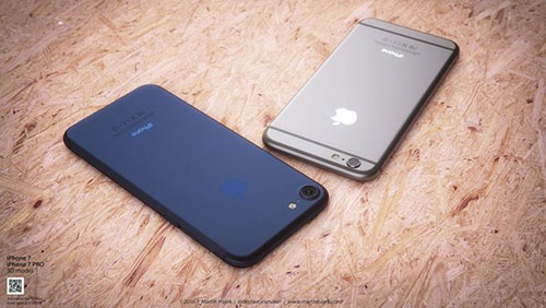 me man truoc ve dep cua iphone 7 mau xanh dam - 11
