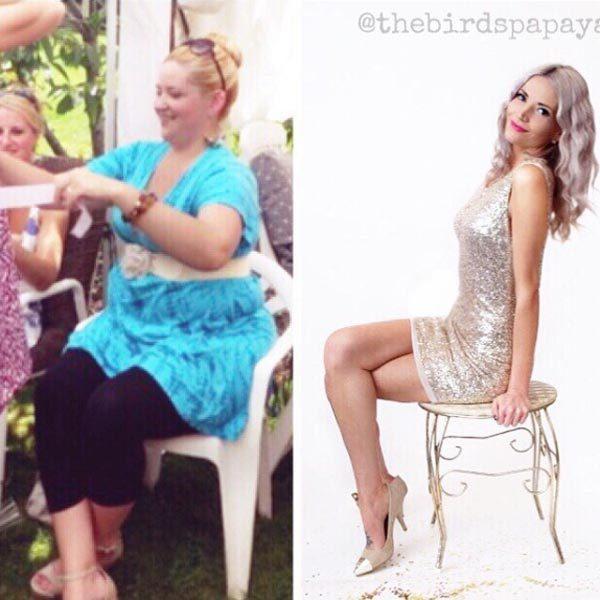 Bà mẹ 3 con xinh như thiếu nữ nhờ giảm 32kg-3