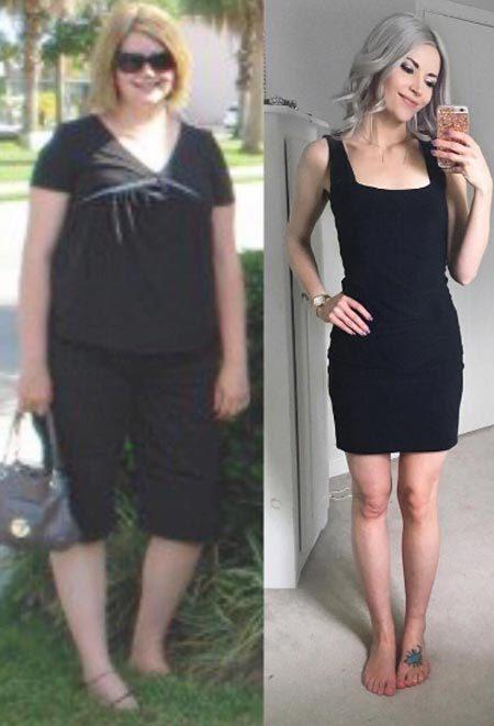 Bà mẹ 3 con xinh như thiếu nữ nhờ giảm 32kg-7