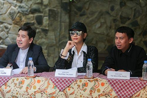 """Trương Thị May lột xác, """"chuẩn men"""" đến ngỡ ngàng-4"""