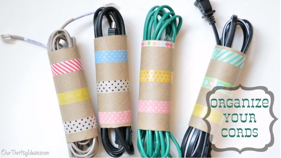 14 cách tái chế thông minh với những ống bìa bỏ đi-2