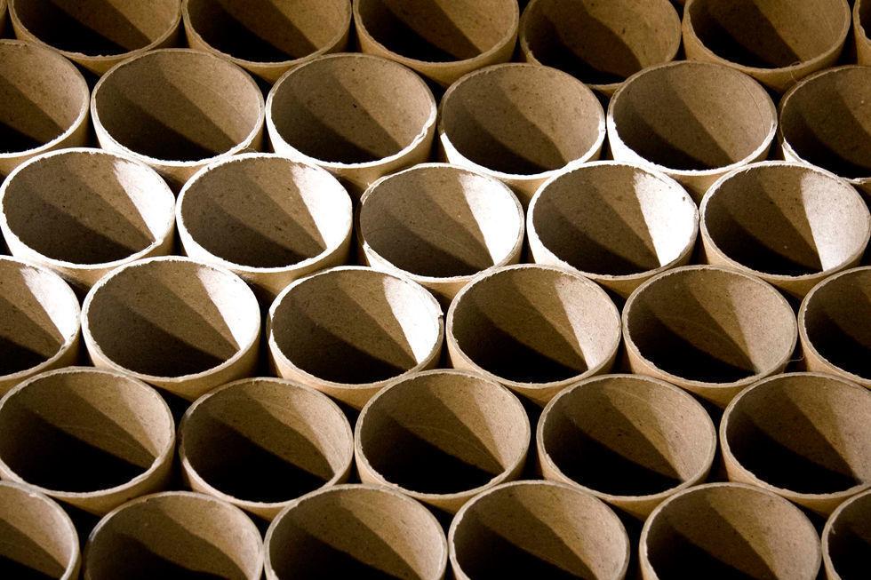 14 cách tái chế thông minh với những ống bìa bỏ đi-3