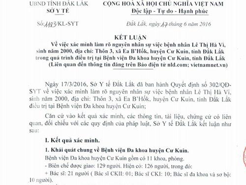 Thông tin mới nhất về vụ nữ sinh bị cưa chân ở Đăk Lăk-2