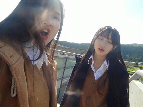 Chị em sinh đôi Việt học siêu giỏi tại Nhật nổi tiếng vì xinh đẹp-6