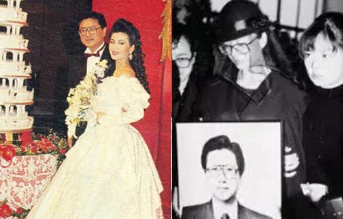 Cuộc đời bi kịch của sao Hongkong, chồng chết sau 13 ngày cưới-4