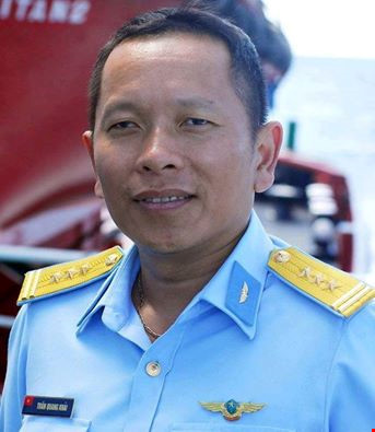 Đã tìm được thi thể phi công Trần Quang Khải-1