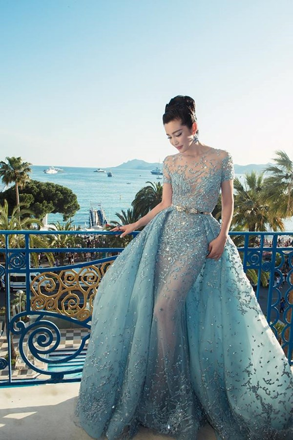 stylist do long: ngoc trinh khong mac vay nhai! - 3