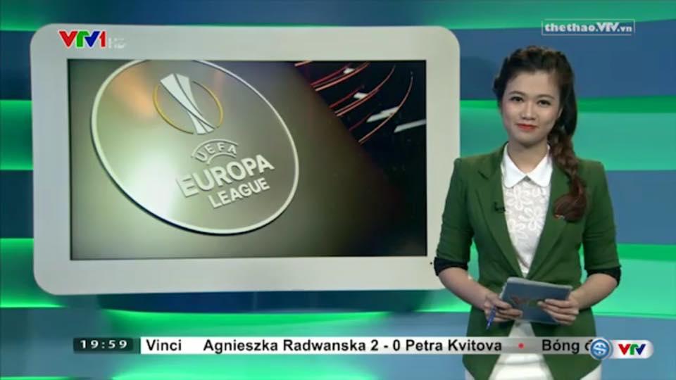 Nữ biên tập viên thể thao nổi nhất Việt Nam mặc gì khi lên sóng?-4