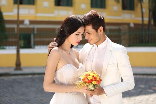"ky han guong gao chup anh cuoi voi ""cong tu"" anh tai - 2"