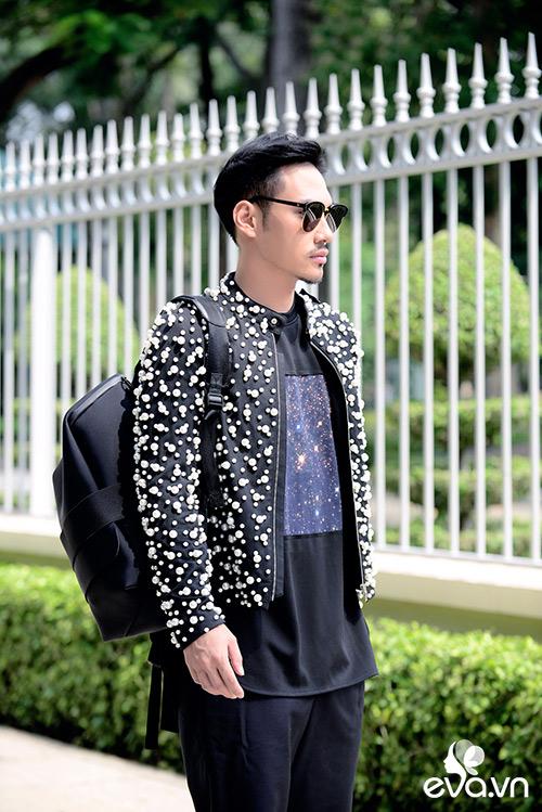 Lý Quí Khánh dạo phố với phong cách quý tộc-7