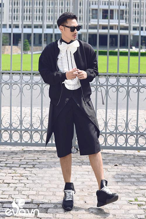 Lý Quí Khánh dạo phố với phong cách quý tộc-2