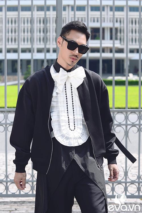 Lý Quí Khánh dạo phố với phong cách quý tộc-1