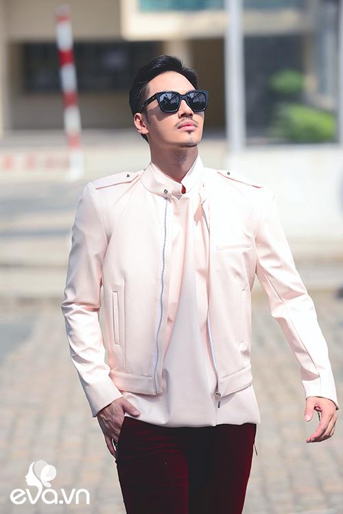Lý Quí Khánh dạo phố với phong cách quý tộc-4