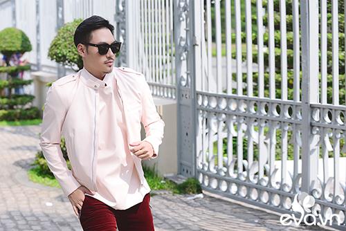 Lý Quí Khánh dạo phố với phong cách quý tộc-5