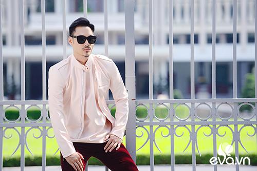 Lý Quí Khánh dạo phố với phong cách quý tộc-6