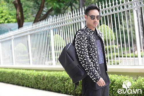 Lý Quí Khánh dạo phố với phong cách quý tộc-8
