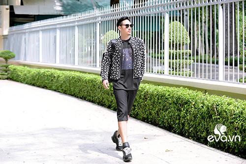 Lý Quí Khánh dạo phố với phong cách quý tộc-9