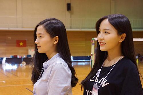 Chị em sinh đôi Việt học siêu giỏi tại Nhật nổi tiếng vì xinh đẹp-4