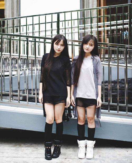 Chị em sinh đôi Việt học siêu giỏi tại Nhật nổi tiếng vì xinh đẹp-5