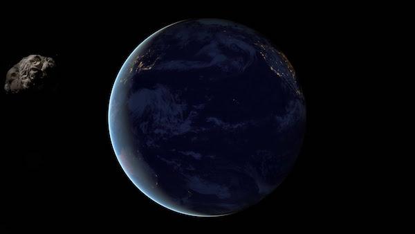 """Trái Đất có thêm """"mặt trăng"""" mới-2"""