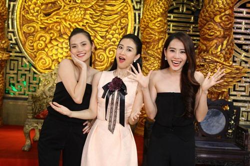 "truong giang dieu dung vi ""chi em sinh doi"" dieu linh - nam em - 3"