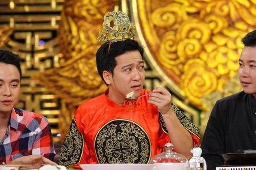 "truong giang dieu dung vi ""chi em sinh doi"" dieu linh - nam em - 1"