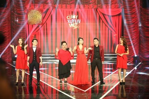 """Cười xuyên Việt tập 4: """"Hot boy xoài lắc"""" lại gây sốt, thí sinh """"đá xoáy"""" Ngọc Trinh-2"""