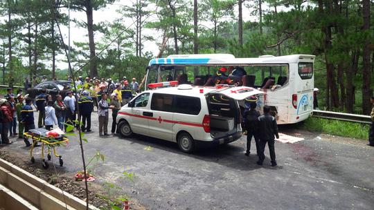 Danh sách 7 nạn nhân tử vong trong vụ tai nạn trên đèo Prenn-2