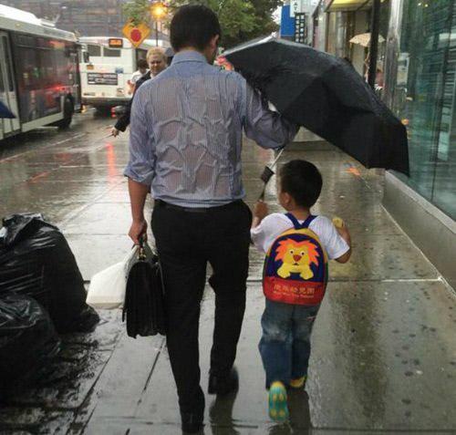Ngày của Bố: Xem những bức ảnh để thấy bố yêu ta đến thế nào-8