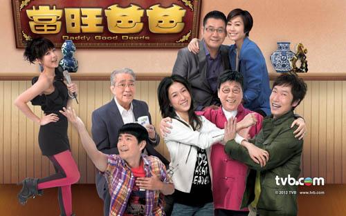 4 ông bố khéo chăm con chẳng thua các mẹ trong phim TVB-4