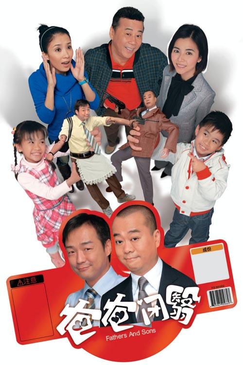 4 ông bố khéo chăm con chẳng thua các mẹ trong phim TVB-7
